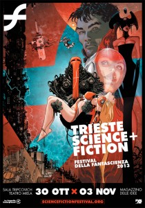 Locandina trieste science + fiction